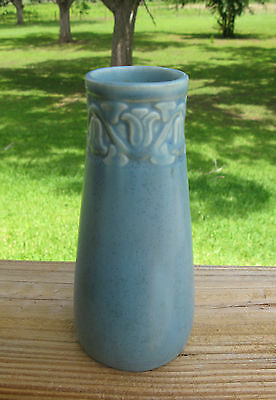 Rookwood Vase Blue 1932       Arts and Crafts
