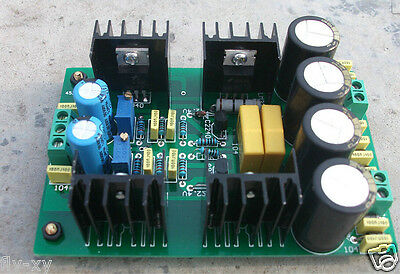 Class A Parallel Type Regulated Power Supply Finished Board