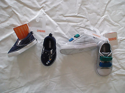 Nwt Gymboree Space Voyager Navy Spaceship Gray Shoes You Pick
