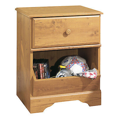 South Shore Furniture 3432062 Little Treasures Nightstand