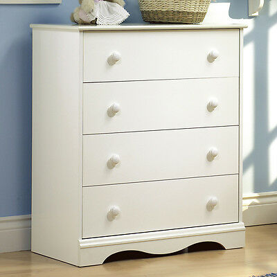 South Shore Furniture 3680034 36-034 Heavenly 4-Drawer Chest