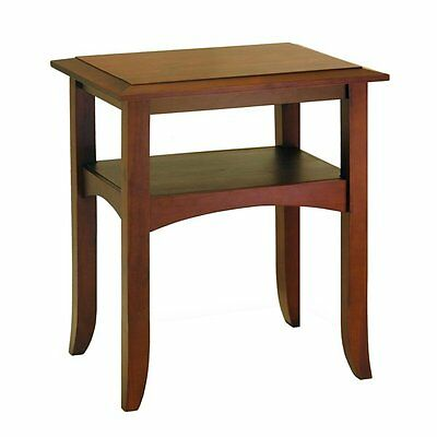 Winsome Wood 94723 Craftsman End Table