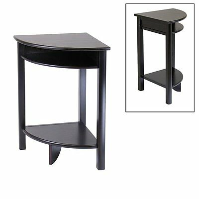 Winsome Wood 92720 Liso Corner End Table