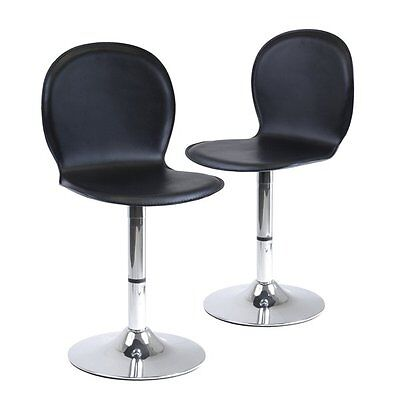 Winsome Wood 93220 Swivel Shell Chair (2 pack)