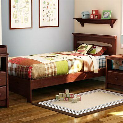 South Shore Furniture 3246189 Sweet Morning Bed