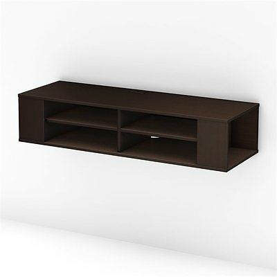 South Shore Furniture 4419675 City Life Wall Mounted Media Console