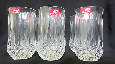 New Crystal Series 6 PCS Glass Ware Set