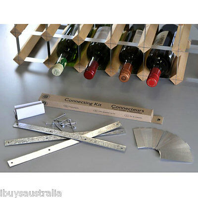 Traditional Wine Rack Company Connecting Kit  - Connection Kit - TWCCK