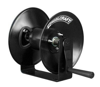 """REELCRAFT CU8050LN Hand Crank Hose Reel 1/2"""" x 50ft. 250 psi, for Air or Water"""