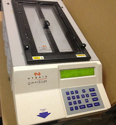 Hybaid OmniSlide Thermal Cycler HBOSBB110 P5600