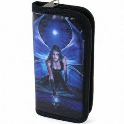 Anne Stokes IMMORTAL FLIGHT Wallet Billfold Wiccan Pagan Metaphysical