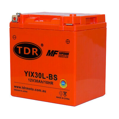 UTX30L YTX30L-BS motorcycle Battery for Polaris Diesel .445 Litre (primary)