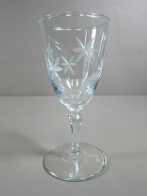 Libbey Rock Sharpe CANDLELIGHT Wine Glass(es) Multiple Available