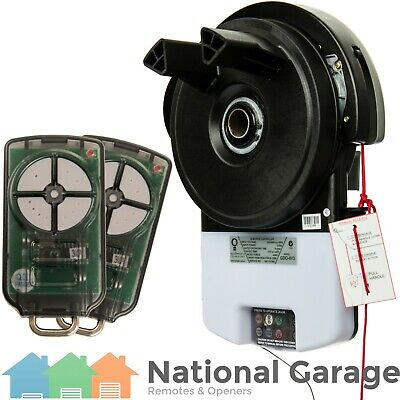 Garage Roller Door Opener Motor ATA GDO6v3 EasyRoller, Three Remotes, Free Post