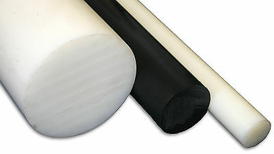 Acetal Rod 500Mm Long Engineering Plastics Billet Round Bar Copolymer
