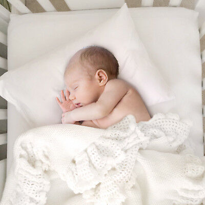 Love2Sleep ANTI ALLERGY COT BED TODDLER HOLLOWFIBRE PILLOW - TODDLER PILLOW