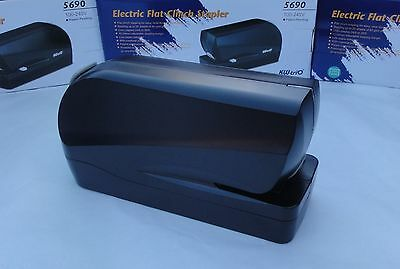 Electric Flat - Clinch Stapler Capacity 20 Sheets