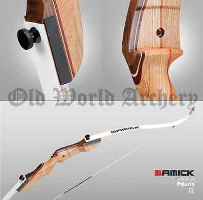 "Samick Polaris Bow Take Down Recurve 20# 62"" Right Handed"
