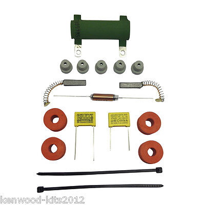 Kenwood Chef & Major A701 A701A A707, 2 Cap Repair Kit. Brushes, Mounts & Feet.