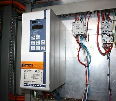 Emotron Soft Starter MSF 030. Enclosure IP20 30A 37A