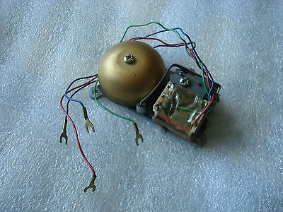 Antique telephone mini ringer telephone bell for all old telephones