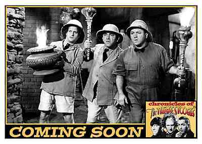 Non-Sport Update Aug/Sep '14 issue w/ The Three Stooges promo & 4 others!