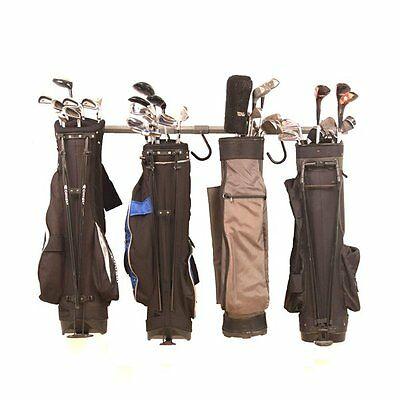 Monkey Bar Storage 04006 Golf Bag Rack