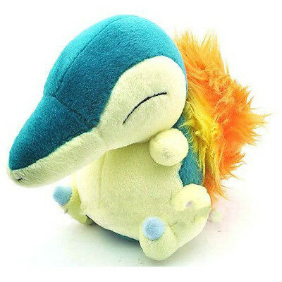 "Pokemon 6.5"" 16CM Soft Stuffed Plush Toy Doll Plushie Pokedoll Cyndaquil NEW"