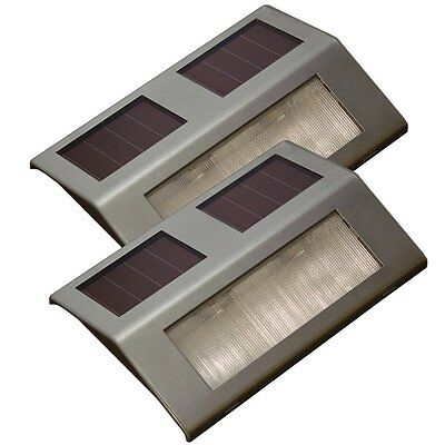 Sunforce 2-Pack Metallic Solar-Power-SKU 9693328
