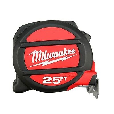 Milwaukee 48-22-5126 25 ft. Non-Magnetic Tape Measure