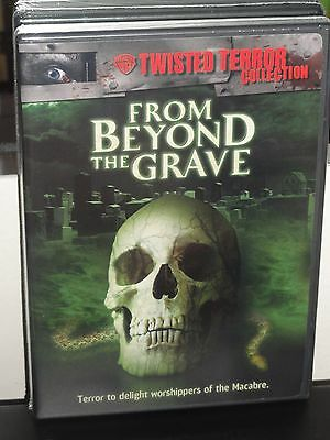 From Beyond the Grave (DVD) Donald Pleasence, Peter Cushing, Kevin Connor, NEW!