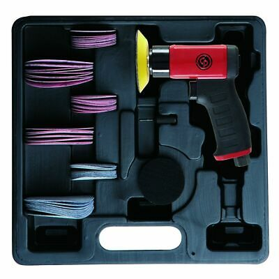 "CP7200S Chicago Pneumatic 2 - 3"" Air Pistol Sander Kit"