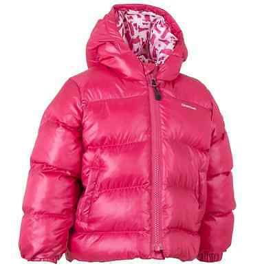 Quechua  Warm Baby Quilted Water Repellentjacket Pink