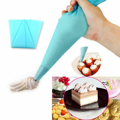 3pcs Icing piping bread sugarcraft cake decorating pastry bag New Mould