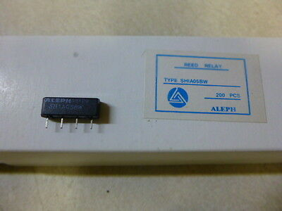"""100 Pc """"new"""" Sh1A05Bw Aleph Reed Relay"""