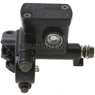 Left Brake Master Cylinder Pump For Chinese 50Cc 90Cc 110Cc 125Cc Atv Dirt Bike