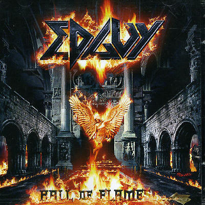 """Double Cd Edguy """"hall Of Flame""""  23 Titres, Neuf, Sous Blister Scelle"""