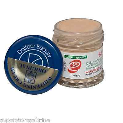 1 Jar of Authentic St Dalfour Gold Seal Beauty Whitening Cream Red M
