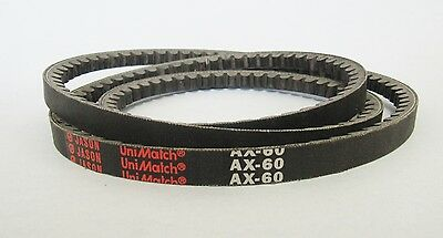 Ax60 Cogged Belt