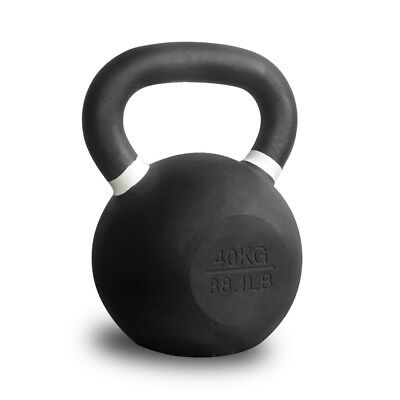 Classic Kettlebell 40KG Weight kettle bell Fitness Exercise Training Equipment