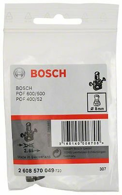Bosch 8mm Collet Chuck for Router POF 500 A 2608570049 FREE FIRST CLASS DELIVER