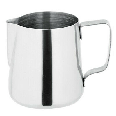 New Avanti Steaming Frothing Coffee Milk Pitcher Jug 900Ml Stainless Steel 18/10