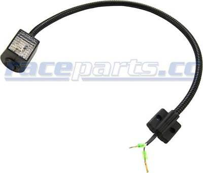 LED Rallye Leselampe mit Schalter,578 mm Länge, map light, raceparts.cc