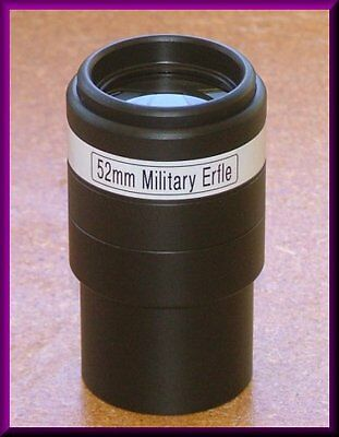 """2 inch 52mm Wide-Field Military Erfle Eyepiece """" USED """""""