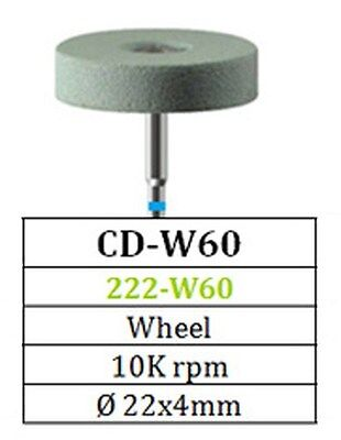 Diamond Green Stone Besqual CD-W60 Wheel for Zirconia and Porcelain