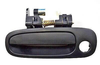 fits Toyota Chevy Outside Exterior Door Handle Front Left Driver Side Black