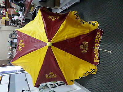 Escort 25's  Beach Umbrella