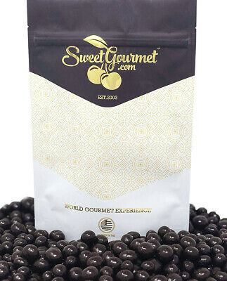 SweetGourmet Dark Chocolate Covered Coffee Beans - 1lb FREE SHIPPING!