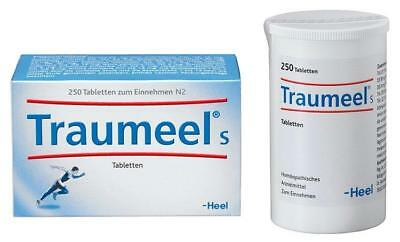 Traumeel S Tabletten 250St PZN: 3515294