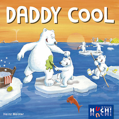 Huch and friends 874023 - Kinderspiel Daddy Cool
